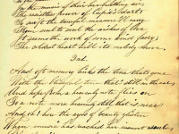 The Appraiser's Diary: Handwritten Letters