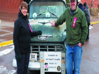 Pickup rebuild wins Conifer parade, pays tribute to McNabb