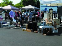 Homestead Antique Mall Hosts Monthly Outdoor Markets