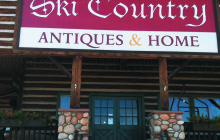 Ski Country Antiques and Home Celebrates Five Incredible Years