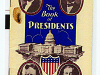 For President's Day: Presidential Collectibles