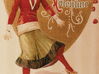 The Lure of Valentine Postcards