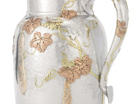 In Late 19th Century the Exotic Look Was Trendy for Silver, Decorative Accessories, Furniture