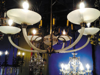Chantique Invites You To See Authentic Mid-Century Modern Lights