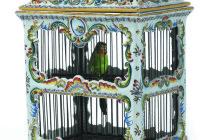 Antique Detective: Novel Birdcages Rate Tweets