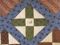 American Traditions: Quilts and Coverlets: 1760-1900