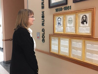 History: Judge's Wall Brings to Life Colorado Judicial History