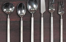 Antique Detective: Modern Design Stainless Steel Flatware Shines with Collectors
