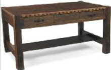 Antique Detective: Metal Hardware & Inserts Defined Arts and Crafts Furniture