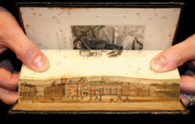 Antique Detective: Rediscovering Fore-Edge Book Paintings