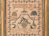 1793 Quilt May Be Purchased For the DAR Museum