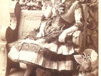 Circassian Girl, Grandmother Lizzie