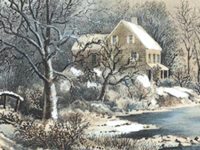 Highs and Lows for Early Currier & Ives Lithos