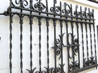 Old Iron Fences and Gates Still Find Buyers