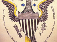 The American Eagle Symbol and Treasure