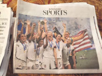 History-Making Women's World Cup — 4th Win for U.S. National Team