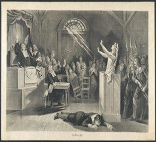 Witches Not Scary: Those Who Prosecuted Them Were