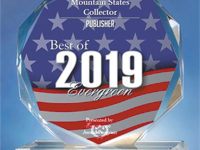 Mountain States Collector Receives 2019 Best of Evergreen Award