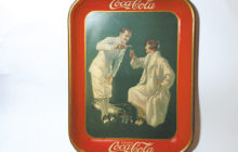 From Ceramic Dog Figures to Coca Cola Trays