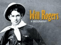'Never squat while wearing your spurs' – Will Rogers