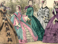 Godey's Lady's Book and Fashion Plates