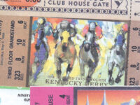 Horse Racing Collectibles —A Winner Down the Stretch