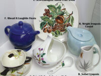 American Mid-Century Modern Ceramics, Part 1: East is East (U.S.) Pottery and China